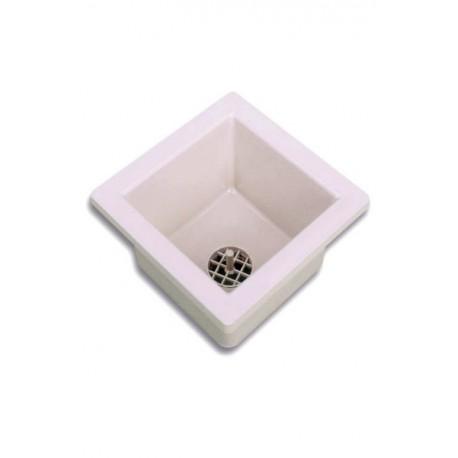 zlewik polipropylenowy 15x15