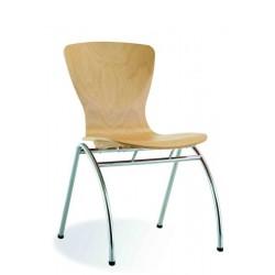 krzesło BINGO Wood