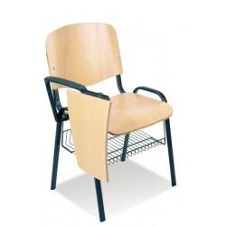 krzesło ISO Wood TE