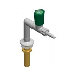 Bateria do wody z ruchomą wylewką TOF 1000/270