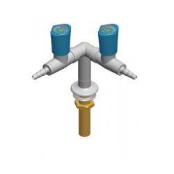 Zawór do gazów technicznych TOF 3100/55