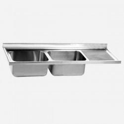 Świeże Zlewy stalowe, zlewy ze stali | e-laboratoryjne.pl HY14